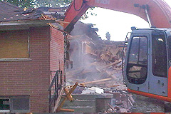 Demolition Services Toronto